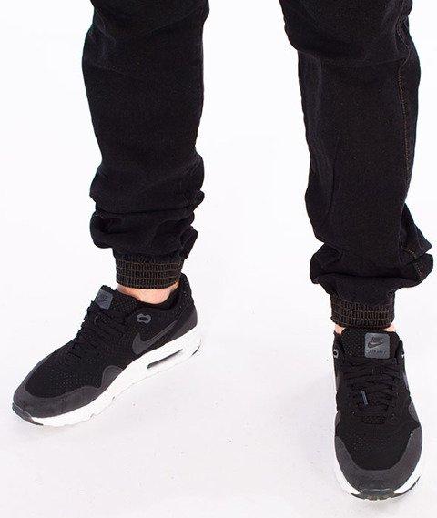 Patriotic-Jeans Jogger Spodnie Czarne