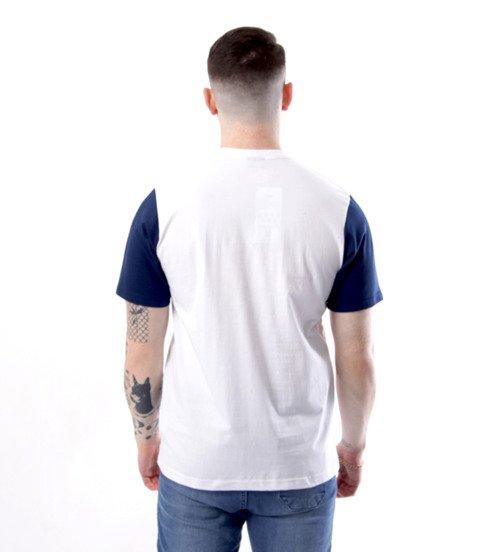 Patriotic-Laur Cross LineT-shirt Biały