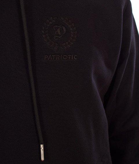 Patriotic-Laur Mini Bluza Kaptur Czarny/Czarny