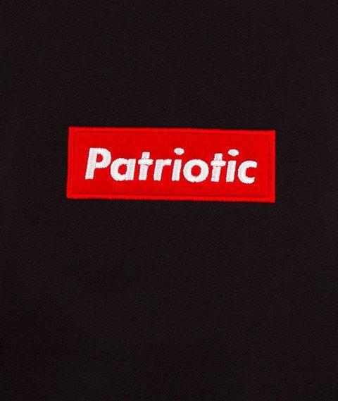 Patriotic-Patriprim BKL Bluza Czarna