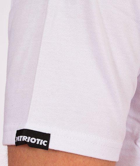 Patriotic-Reprezentuję T-shirt Biały