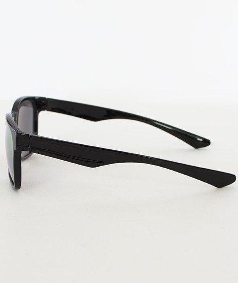 Patriotic-Tag Okulary połysk (Black/Yellow) + Etui