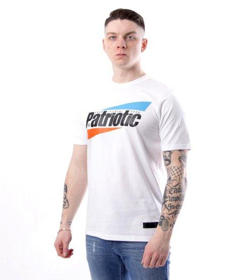 Patriotic-Trigonal T-shirt Biały