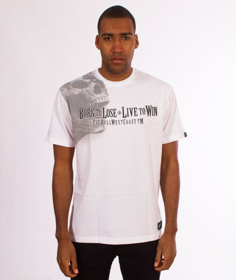 Pit Bull West Coast-Ace of Spades'18 T-Shirt White