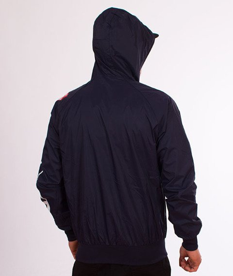 Pit Bull West Coast-Athletic 8 Jacket Kurtka Dark Navy