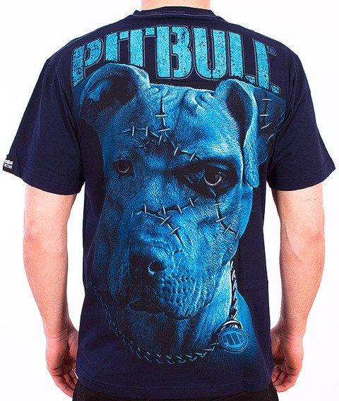 Pit Bull West Coast-Blue Eyed Devil IX T-Shirt Dark Navy