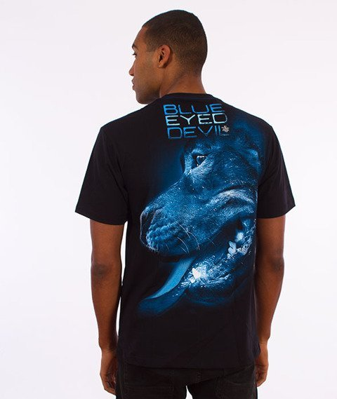Pit Bull West Coast-Blue Eyed Devil X T-Shirt Czarny