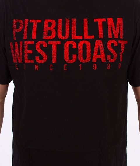 Pit Bull West Coast-Business As Usual T-Shirt Czarny