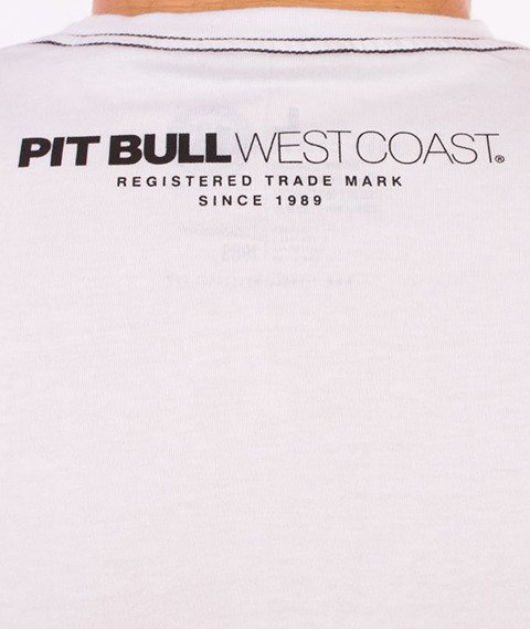 Pit Bull West Coast-Casino T-Shirt Biały