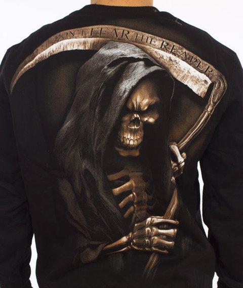 Pit Bull West Coast-Grim Reaper Crewneck Black