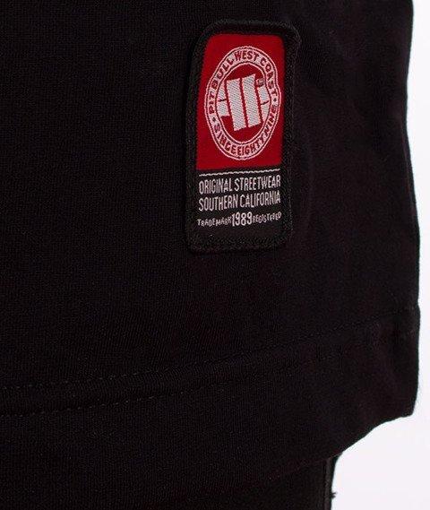 Pit Bull West Coast-Juniper T-Shirt Czarny