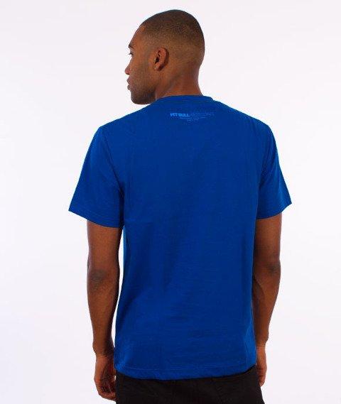 Pit Bull West Coast-Juniper T-Shirt Niebieski