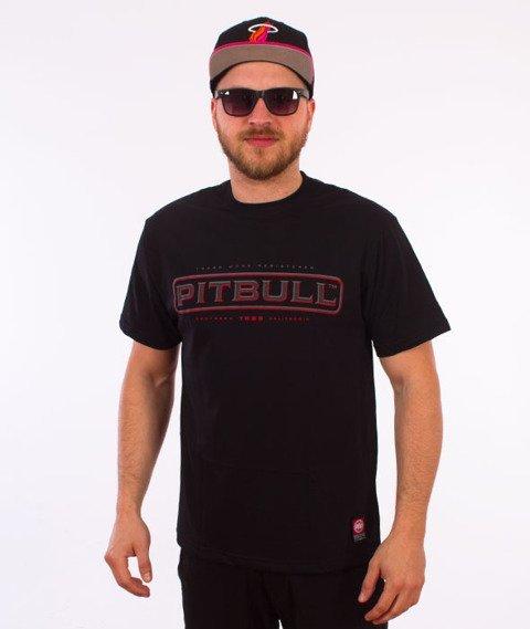 Pit Bull West Coast-Monroe T-Shirt Czarny