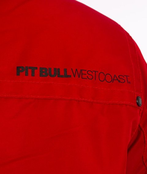Pit Bull West Coast-Old Cliffs Kurtka Czerwona