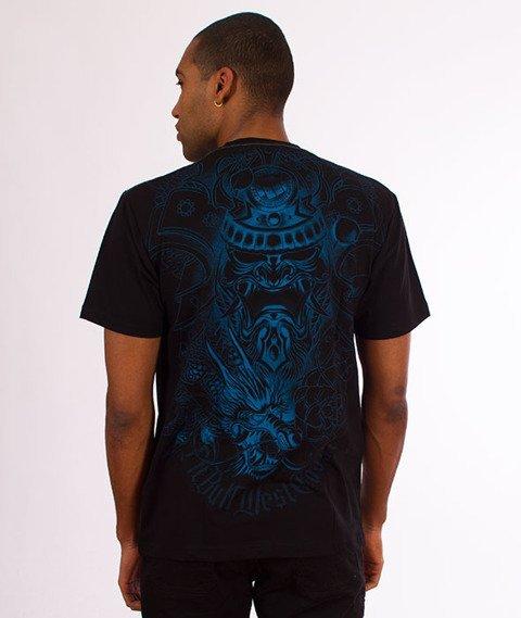 Pit Bull West Coast-Samurai T-Shirt Czarny