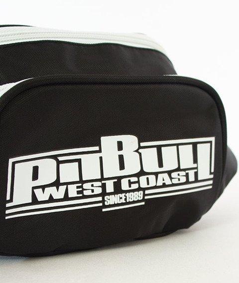 Pit Bull West Coast-Saszetka Nerka Boxing Czarno-biała