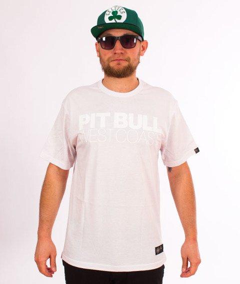 Pit Bull West Coast-Seascape T-Shirt White