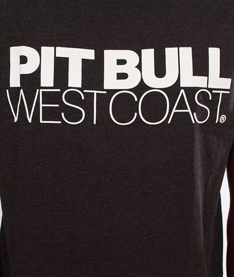Pit Bull West Coast-TNT T-Shirt Charcoal