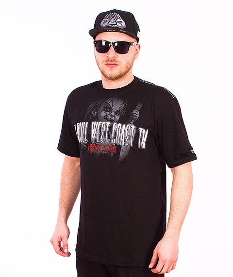 Pit Bull West Coast-Wanna Play Games T-Shirt Black