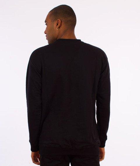Pogo-Tokyo Crewneck Bluza Czarna