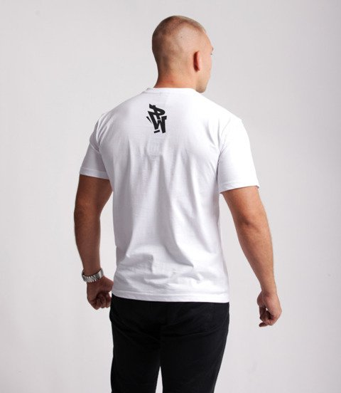 Polska Wersja HINOL MDD HAND T-Shirt Biały