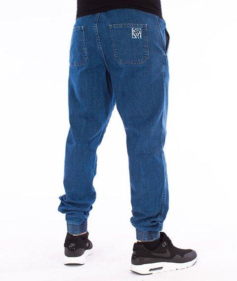 Polska Wersja-Joggery PW Spodnie Jeans Light