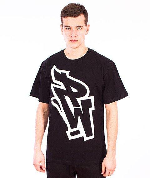 Polska Wersja-PW T-Shirt Czarny