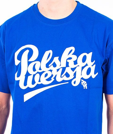 Polska Wersja-Polska Wersja T-Shirt Chabrowy