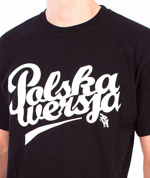 Polska Wersja-Polska Wersja T-Shirt Czarny