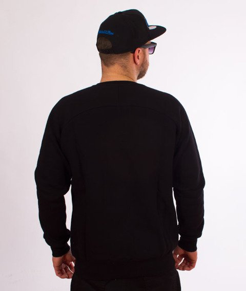 Prosto-Baloo Crewneck Bluza Czarna