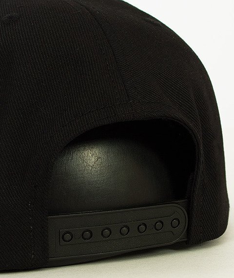 Prosto-Big P Snapback Czarny
