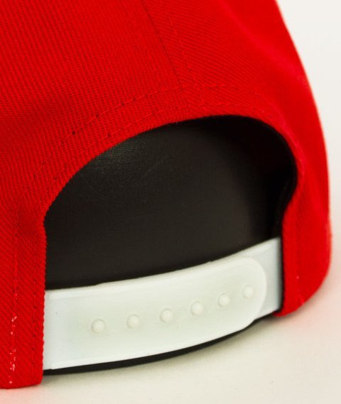 Prosto-Big P Snapback Czerwony