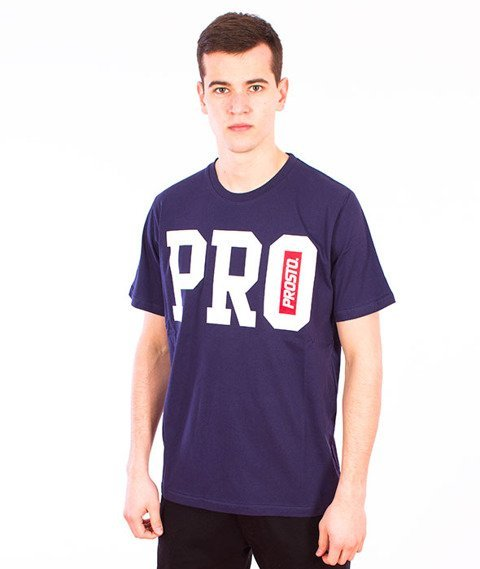Prosto-Can T-Shirt Navy