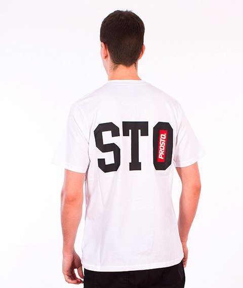Prosto-Can T-Shirt White
