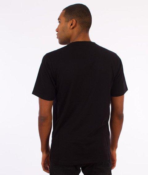 Prosto-Clockwork Slide T-Shirt Czarny