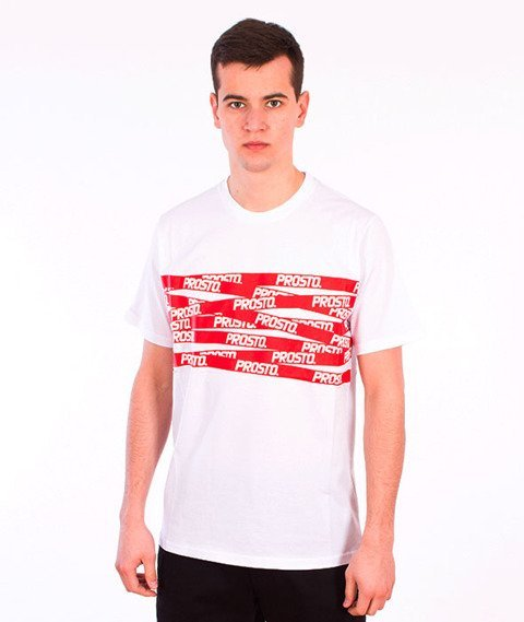Prosto-Crime T-Shirt White