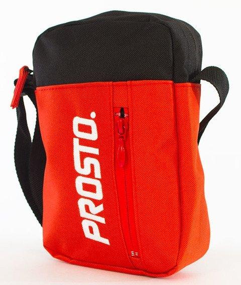 Prosto-Icebox Torba Listonoszka Czerwona