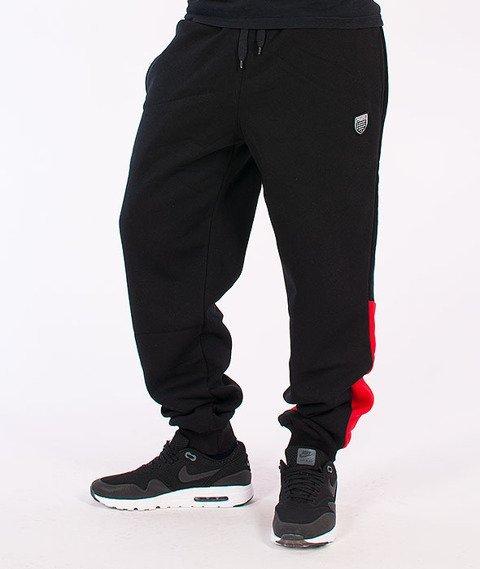 Prosto-KL Right Spodnie Dresowe Czarne