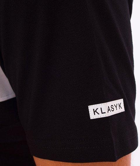 Prosto-Layer Cake T-Shirt Czarny/Biały