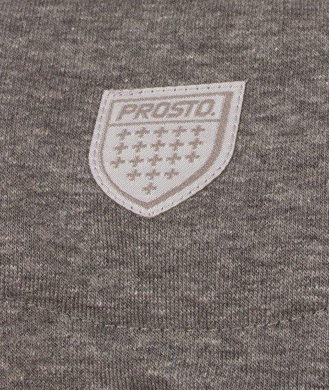 Prosto-New Tonal Bluza Kaptur Granatowa/Niebieska/Szara