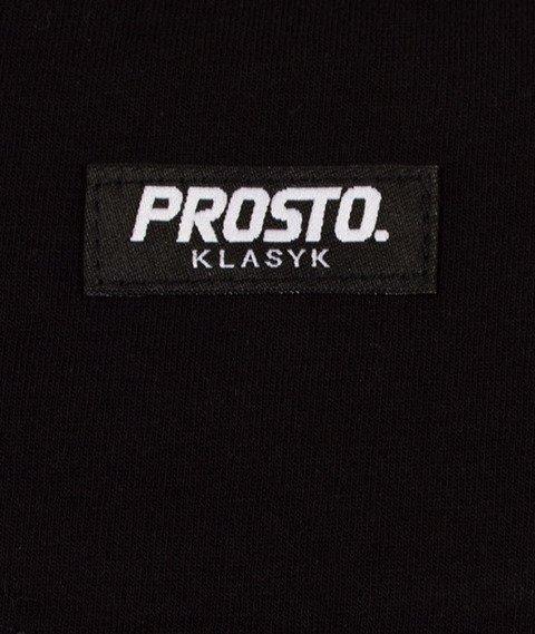 Prosto-Scale T-shirt Damski Czarny