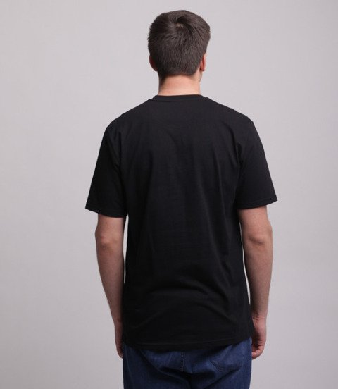 Prosto-TS BARRIER T-Shirt Czarny