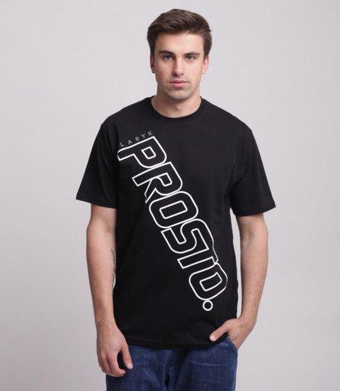 Prosto-TS BIAS T-Shirt Czarny