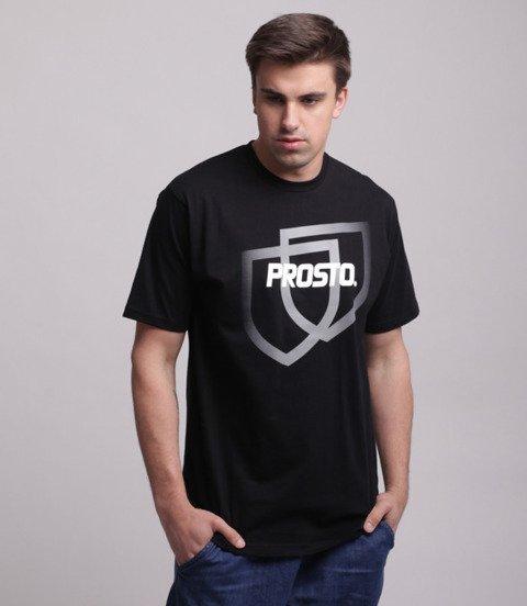 Prosto-TS RINGZ T-Shirt Czarny