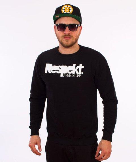 Respekt-Respekt Bluza Czarna