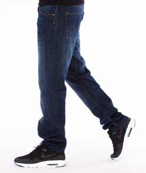 RocaWear-Manhattan Wash Relaxed Fit Spodnie Jeans R1608J000 899