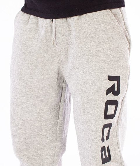 RocaWear-Rocawear Fleecepant Dresy Szare