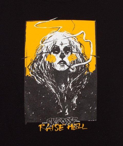 SK Posse-Raise Hell Bluza Czarna