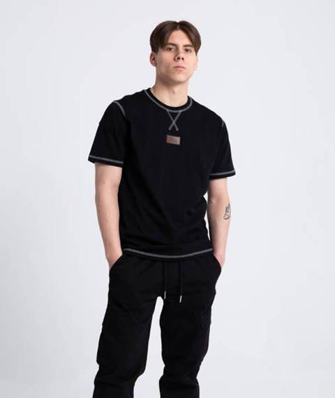 Smoke Story RENDER T-Shirt Czarny
