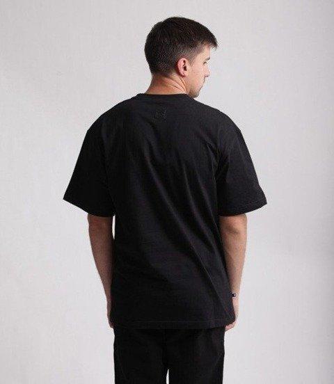 SmokeStory-Belt SSG T-Shirt Czarny